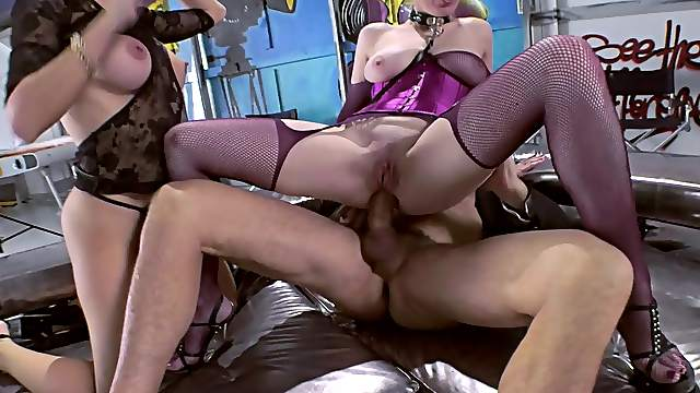 Rocco Siffredi, Malena, Kelly Stafford